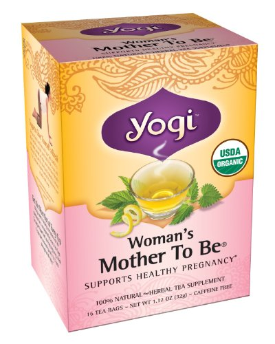 Yogi Tea Woman's Mother to Be 16.0 BG