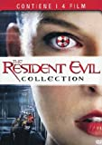 Resident Evil Collection (4 Dvd)