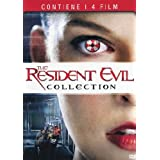 Resident Evil Collection (4 Dvd)di Milla Jovovich