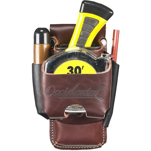 Occidental Leather 5522 Belt Worn 4 In 1 Tool/Tape Holder
