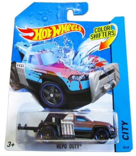 Hot Wheels Color Shifters - City 38/48 - Repo Duty