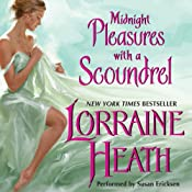 Midnight Pleasures with a Scoundrel: Scoundrels of St. James, Book 4 | [Lorraine Heath]