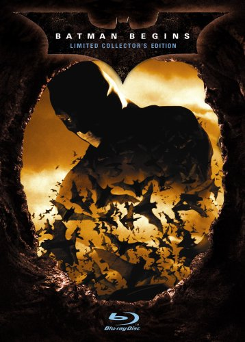 Batman Begins - Limited Collectors Edition [Blu-ray] [Limited Collector's Edition] [Limited Edition]