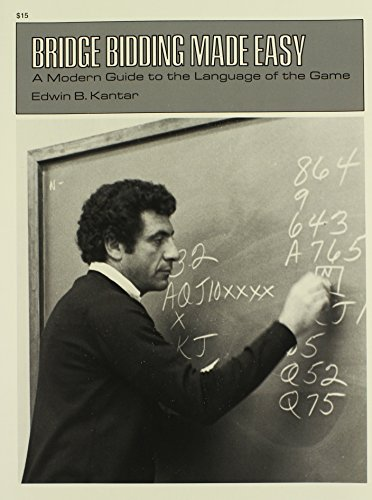 Bridge Bidding Made Easy: A Modern Guide to the Language of the Game PDF