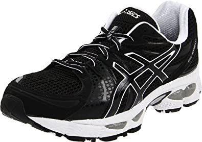 ASICS Men's GEL-Nimbus 13 Running Shoe,Onyx/Black/Lightning,8.5 M US