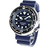 SEIKO セイコー メンズ 腕時計 プロスペックス マリーンマスター プロフェッショナル ネイビー SBBN037