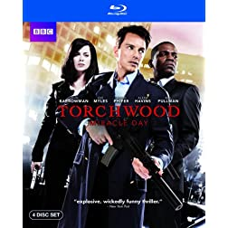 Torchwood: Miracle Day [Blu-ray]