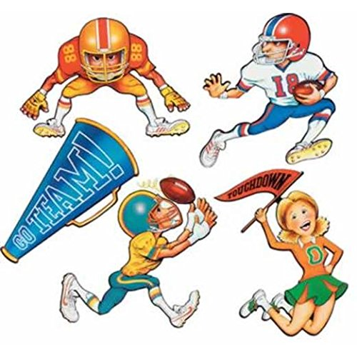 Football Cutouts