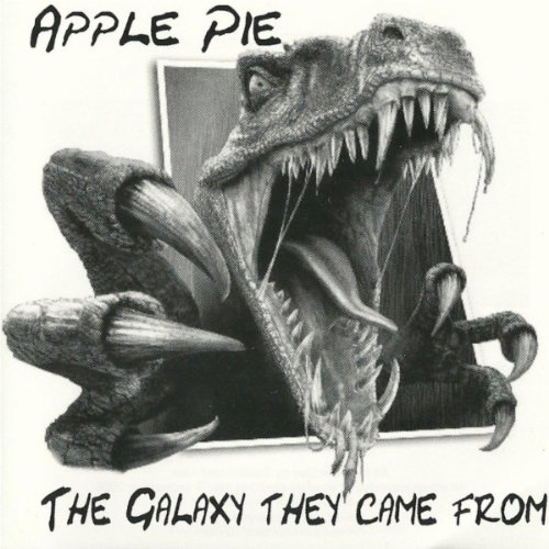 Apple Pie - The Galaxy They Came From (EP) (2012)