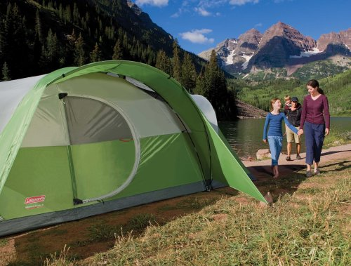 Coleman Montana 8-Person Tent & Montana 8-Person Tent