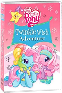 My Little Pony: Twinkle Wish Adventure [DVD] [2009] [Region 1] [US Import] [NTSC]