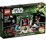 LEGO Star Wars - Advent Calendar (75023) -Count down the days to Christmas with this LEGO� Star Wars advent calendar! Each of the 24 windows opens to reveal a small gift, including spaceships, action figures and accessories.Step into a galaxy far, far away every day! (75023)