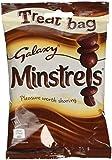 Mars Galaxy Minstrels Treat Bag 105 g (Pack of 16)