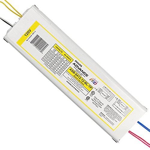 Advance SignPro ASB-0412-12-BL-TP Magnetic Sign Ballast (Philips Advance Ballast T12 compare prices)