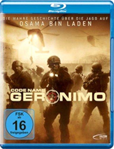 Code Name Geronimo (Seal Team Six) [Blu-ray]
