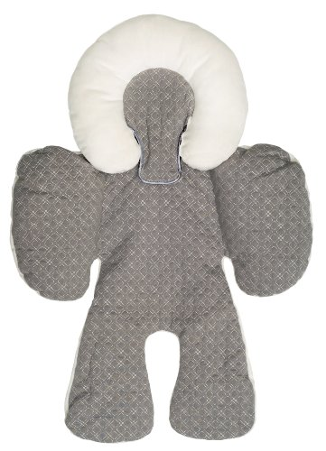 JJ Cole Reversible Body Support Graphite (Infant Head Insert compare prices)