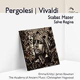 Stabat Mater/Salve Regina Pergolesi