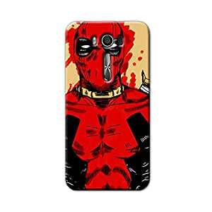 DEADPOOL BACK COVER FOR ASUS ZENFONE 2 LASER