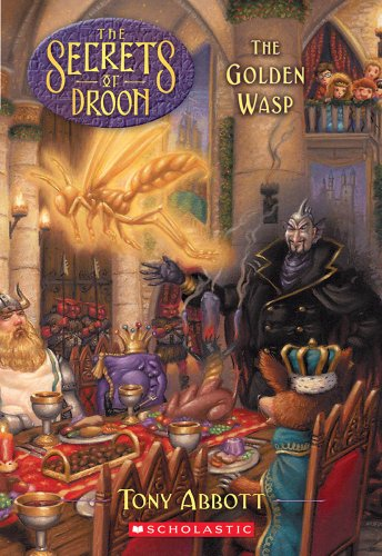 The Golden Wasp (The Secrets Of Droon, 8) front-786664