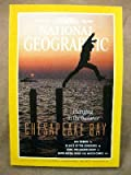 """National Geographic: June 1993 (Vol. 183, No. 6) - """"Hanging in the Balance: Chesapeake Bay"""""""