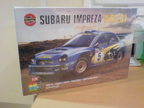 Airfix 1/24 Subaru Impreza Wrc