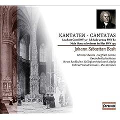 Bach, J.S.: Cantatas - Bwv 51, 82, 199