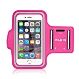 Ailkin Running Sports Armband Designed For Apple IPhone 6 Plus, Samsung Galaxy Note 4 / 3 / 2, Droid Turbo And... - B00Y433PVA