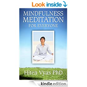 Mindfulness Meditation For Everyone (Meditation series for everyone)