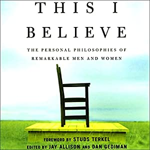 This I Believe Audiobook