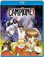 Campione Complete Collection [Blu-ray] from Section 23