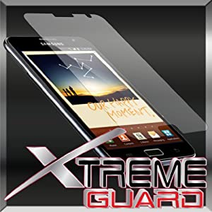 Samsung GALAXY NOTE N7000 XtremeGUARD© Screen Protector