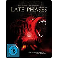 Late Phases - Steelbook
