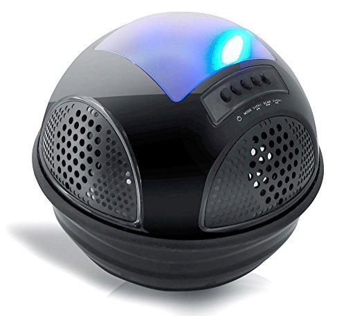 New Pyle Pwr95Sbk Solar Aqua Sunblast Floating Bluetooth Waterproof Speaker
