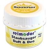 reimador Staubsaugerduft Summer mit Profi Geruchsvernichter als Lufterfrischer beim Saugen 100 ml
