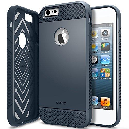 iPhone 6 Plus Case, Obliq [Non-Slip] [Slim Fit] iPhone 6 Plus (5.5) Case [Flex Pro][Navy]