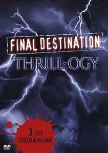 Final Destination Trilogie [3 DVDs]