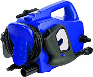 AR Blue Clean AR118 1,500 PSI 1.5 GPM Hand Carry Electric Pressure Washer by AR North America