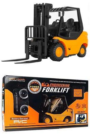 Radio Control Mini Forklift w/ Pallets/Cones 40MHz