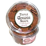 Trader Joe's Triple Ginger Snap cookies (2pk)
