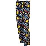 NBA Oklahoma City Thunder Ladies Little Miss NBA Fleece Pajama Pants - Black (X-Large) Amazon.com