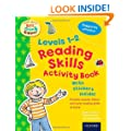 Oxford Reading Tree Read With Biff, Chip, and Kipper: Reading Skills Activity Book (Level 1-2) (Read With Biff Chip & Kipper)