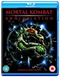 Mortal Kombat 2: Annihilation [Blu-ray] [Region Free]