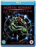 Mortal Kombat 2: Annihilation [Blu-ray] [Region Free]