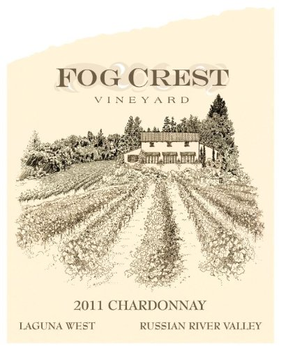 2011 Fog Crest Laguna West Chardonnay 750 Ml