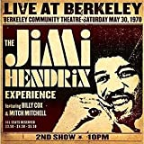 Jimi Hendrix Experience Live at Berkeley