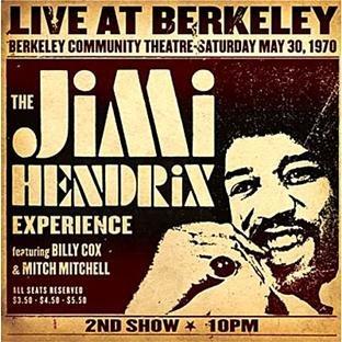Jimi Hendrix - Live at Berkeley