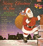 VARIOUS/BABYCHAM MERRY CHRISTMAS TO YOU-20 SONGS OF CHRISTMAS VINYL LP MICHAEL JACKSON/TEMPTATIONS MORE