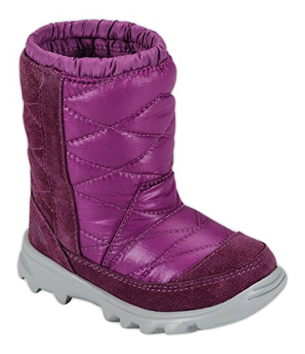 The North Face Girl'S Toddler Winter Camp Boots (8, Magenta/Purple) front-965280