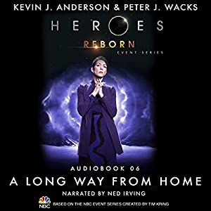 A Long Way from Home (Heroes Reborn 6) Audiobook
