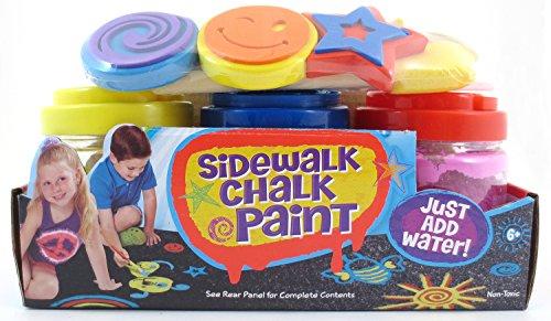 Cra Z Art Sidewalk Chalk Paint Set - 1